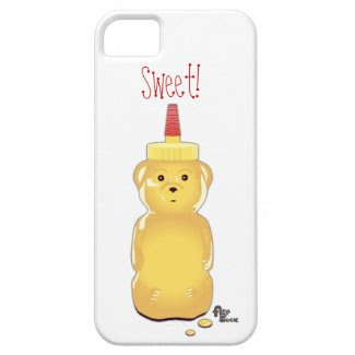 Honey Bear Phone Case iPhone 5 Cover