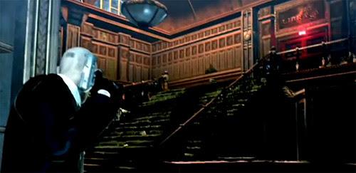 Game News: Hitman Absolution gameplay walkthrough trailer released   GameDynamo
