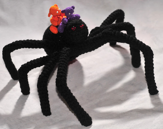 The Spider and Friends