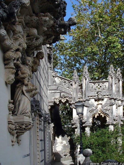 парк Кинта-да-Регалейра фото 3 (525x700, 134Kb)