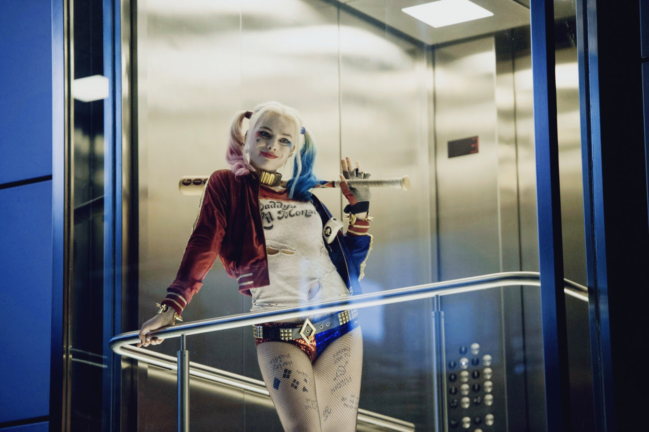 Margot Robbie As Harley Quinn Suicide Squad Foto 40080689 Fanpop