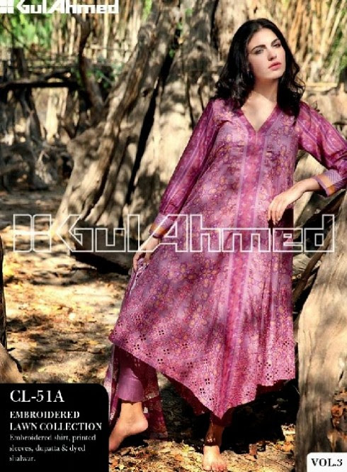 Gul-Ahmed-Spring-Summer-Lawn-Dress-Clothes-for-Beautiful-Girls-Gul-Ahmed-Magazine-Idea-Outfits-2