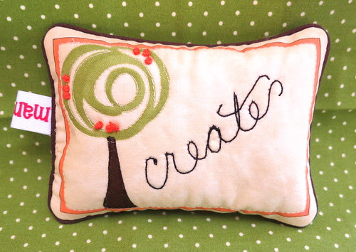 Ivory Pincushion #6 Front