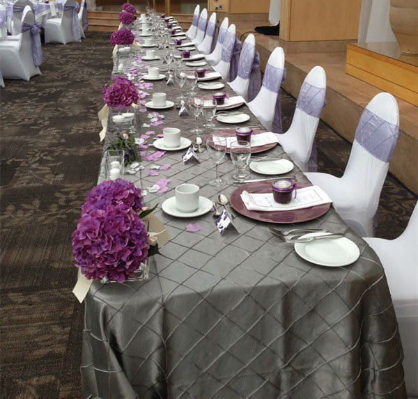Grace And Class 17 Smart Ideas Of Lavender And Grey Wedding Colors