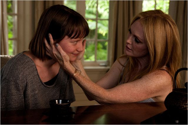 Maps To The Stars : Foto Julianne Moore, Mia Wasikowska