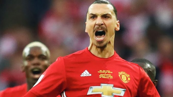 Arsenal Legend Thierry Henry Reveals Why Ibrahimovic Re-Signed For Manchester United