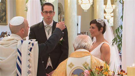 Jewish Catholic Wedding   Portobello Films?