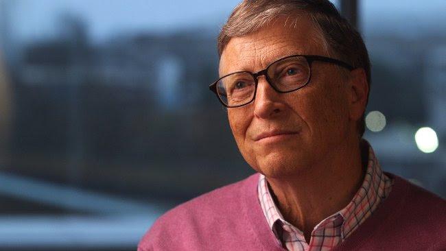 Bill Gates: Dành thời gian suy ngẫm