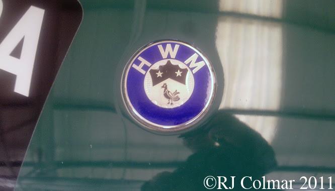 HWM Jaguar, Silverstone Classic PD