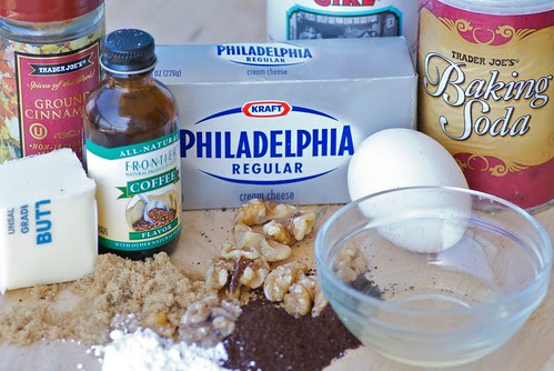 espresso bundt cake ingredients