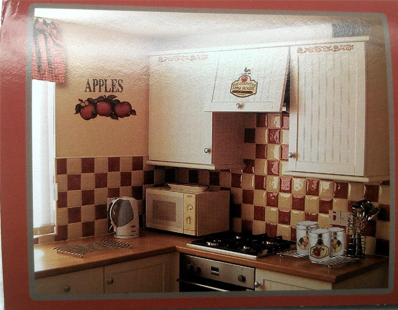 Idea Kitchen Decor With Apples Or Fruit Home Design And Decor Reviews