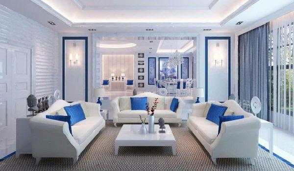 Warna Cat Rumah Yang Bagus Dan Cerah Untuk Ruang Tamu Bagikan Contoh