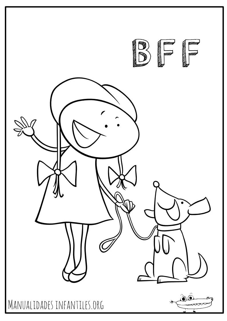 Dibujos De Perros Para Colorear Actividades Para Niños