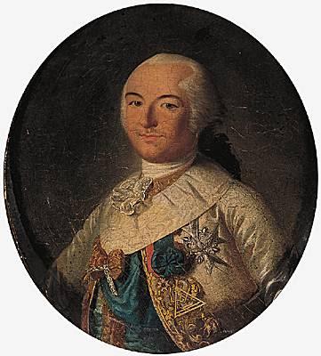 Louis Philippe Joseph, duc d'Orléans, dit Philippe Égalité
