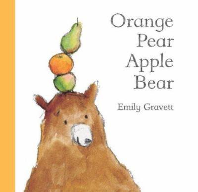 Cover Art for Orange pear apple bear