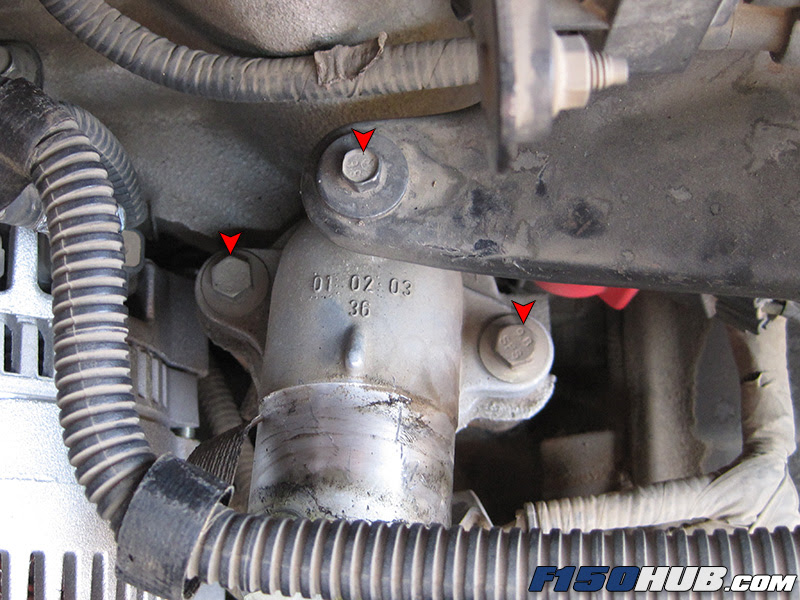 F150 5 4 Engine Cooling System Diagram