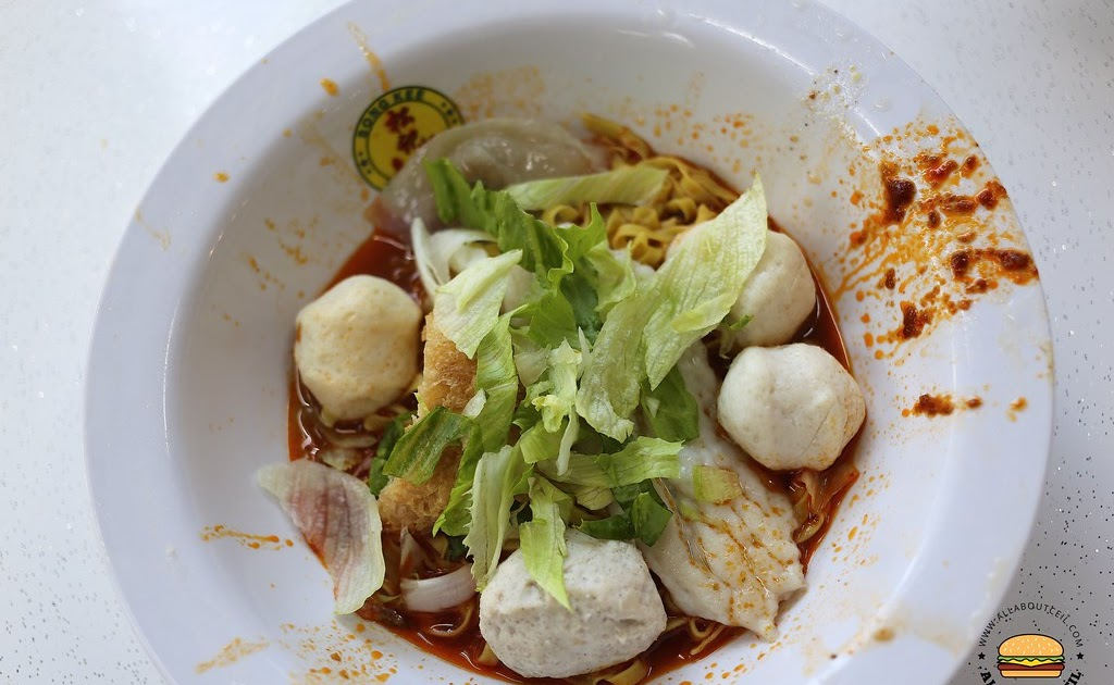 all about ceil song kee fishball noodle  back with their