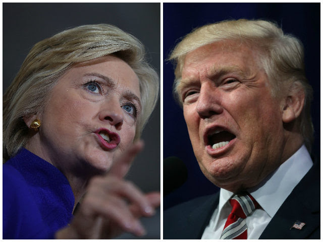 Image result for UPI/CVoter state polls: Donald Trump ahead of Hillary Clinton in Electoral College