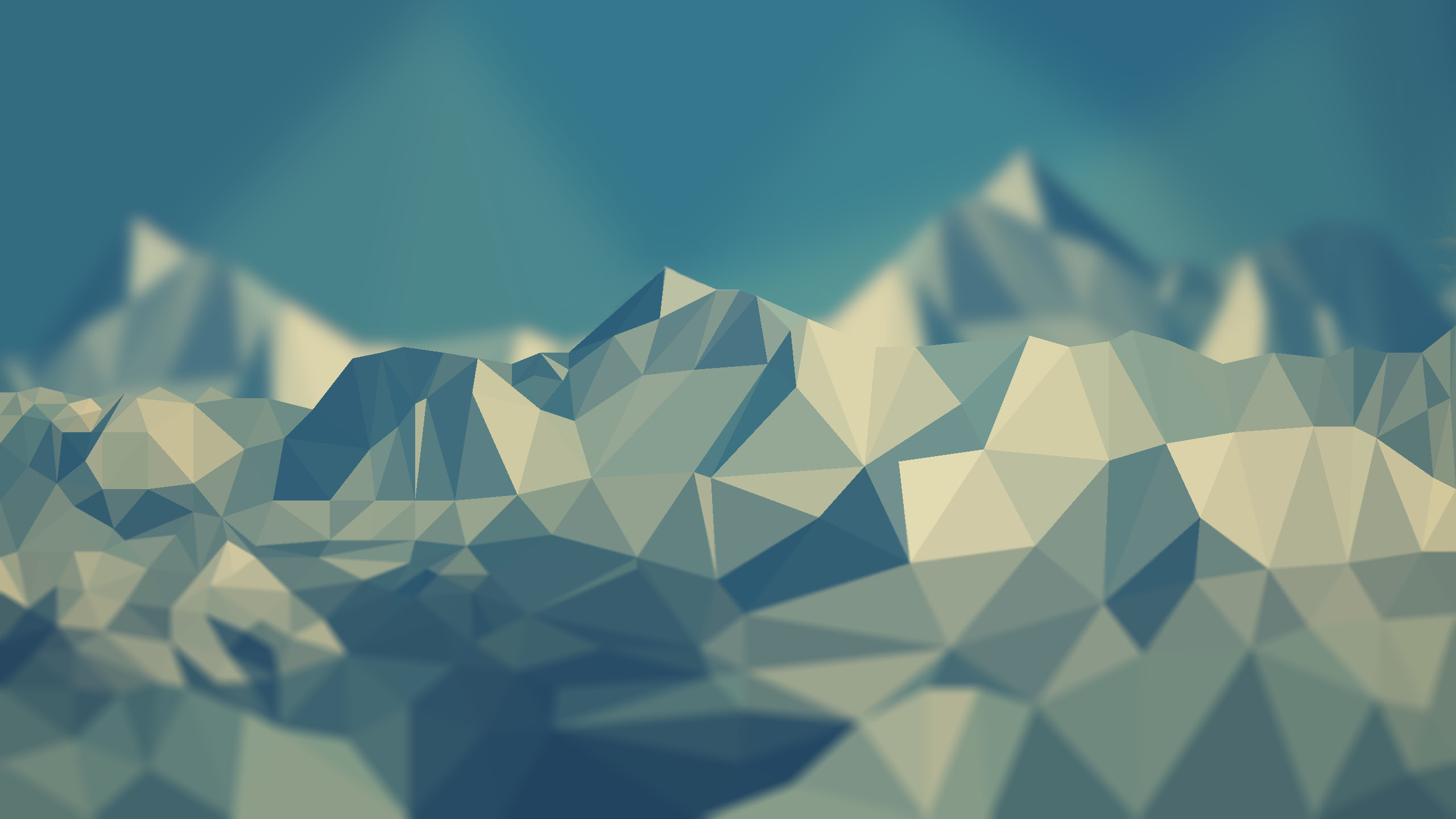 Low Poly Iphone Wallpaper