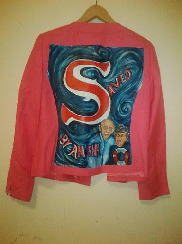 Saved: Heidi Sitcov's Jacket