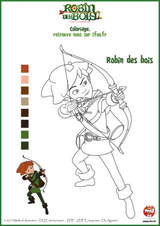 Coloriage Tfou Colorier Les Enfants Marnfozinecom