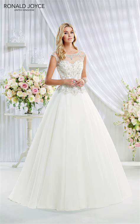 Ronald Joyce Wedding Dresses   Bespoke Brides Chester