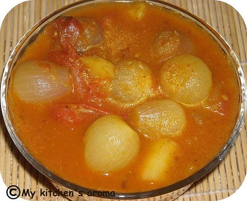 onion curry