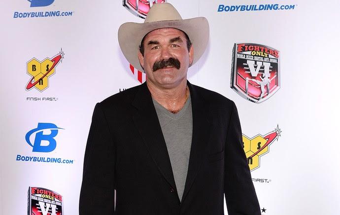 MMA Awards - Don Frye, ex-lutador do UFC e Pride (Foto: Getty Images)