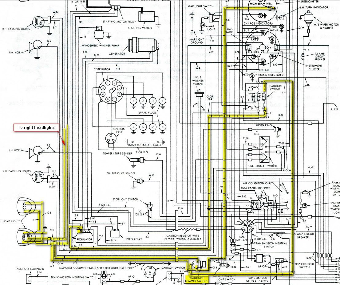 56 Ford F100 Wiring - Wiring Diagram Networks