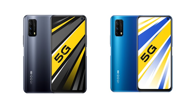 iQoo Z1x is the cheapest phone powered by Snapdragon 765G