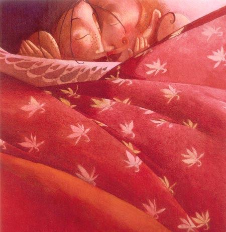 Rebecca Dautremer: Enamorados