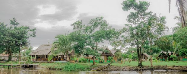 The Rama Garden Fishing Lodge Nicaragua - Where Tranquility Rules