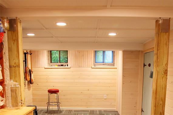 Wood Paneling Wood Paneling Vs Drywall Cost