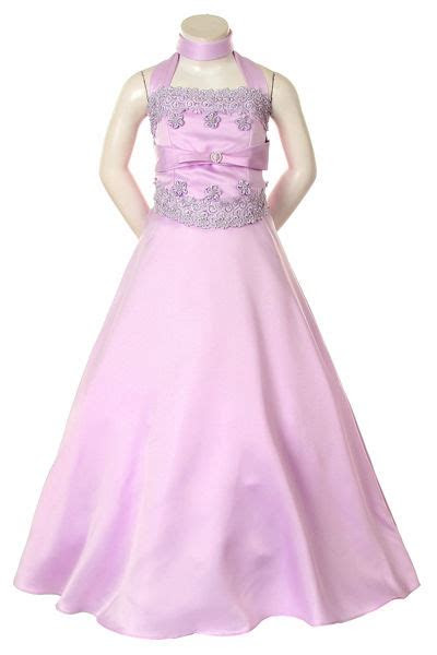 girl pageant bridesmaid flower girl evening ball formal