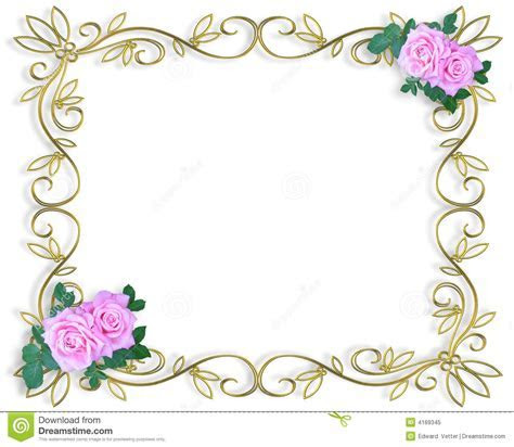 Free Wedding Clipart Borders And Frames ? 101 Clip Art