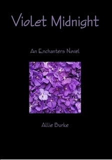 Violet Midnight (The Enchanters, #1)