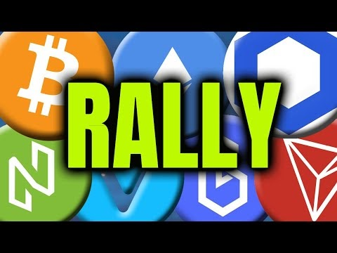 BITCOIN & ALTCOINS RALLY   Thoughts on Dave Portnoy and Look at Exploding Crypto