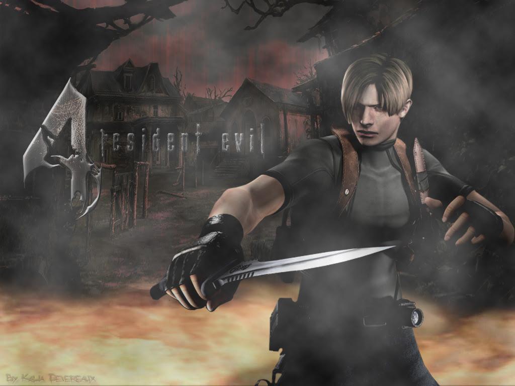 Resident Evil 4 Wallpaper Resident Evil 4 Wallpaper 35832935