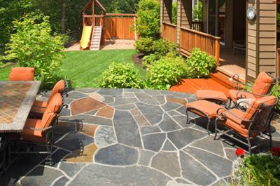 Landscape Design Ideas Without Grass - Backyard design ideas without grass