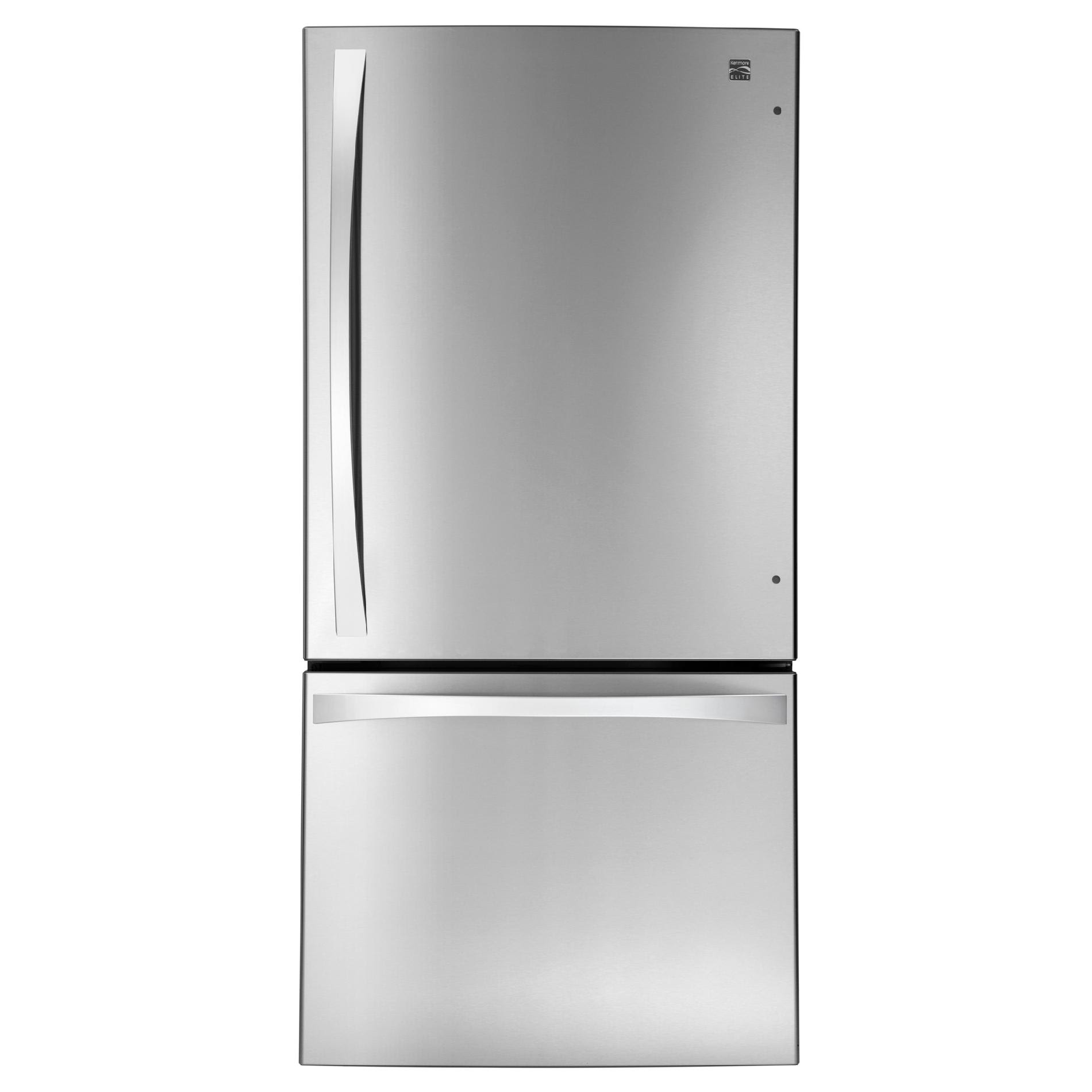 Kenmore Elite 24 1 cu ft Bottom Freezer Refrigerator