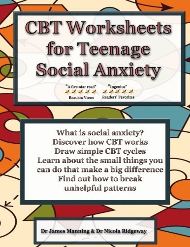 Download Now CBT Worksheets for Teenage Social Anxiety A ...