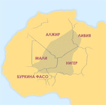 Tuareg area ru
