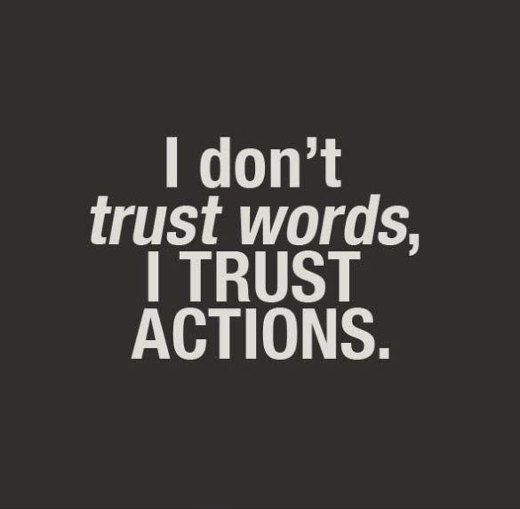 Actions Speak Louder Than Words Quotes Sayings Actions Speak