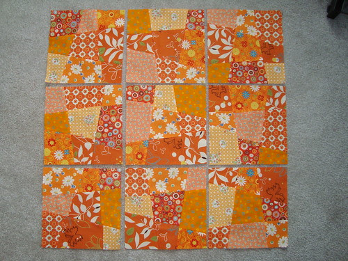 A Blockwork Orange - / Crazy 9 Patch /3