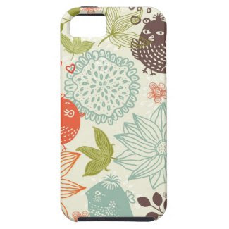 birds in love iphone 5 tough case iPhone 5 covers