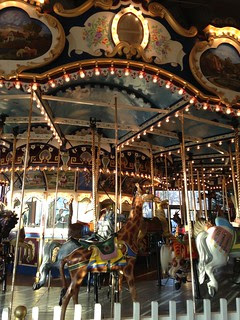 Carousel, Before