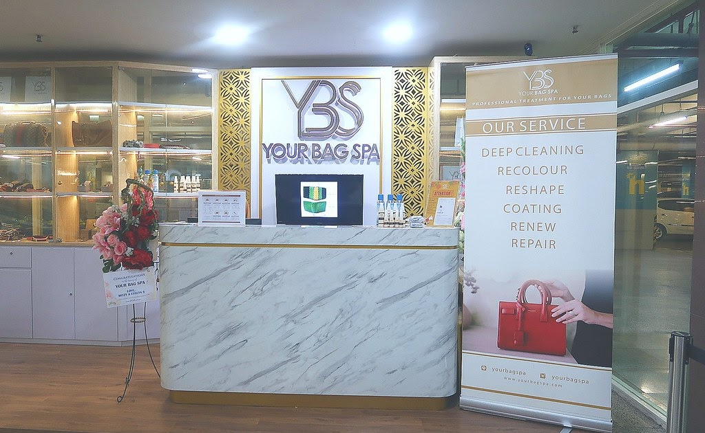 e31f2b932 Cuci Sepatu dan Tas di Your Bag Spa Surabaya - Food, Travel and Lifestyle  Blog