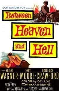 Resultado de imagem para between heaven and hell poster