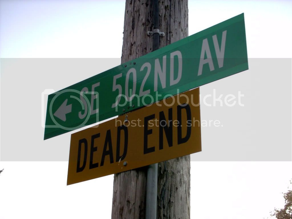 SE 502nd Ave Blade