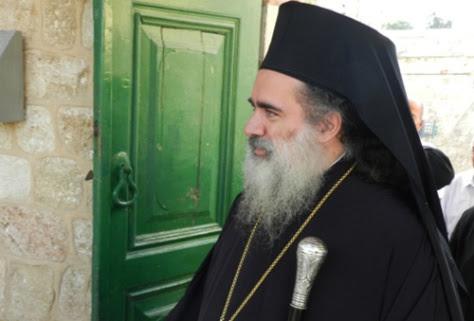 ο επίσκοπος Χάννα